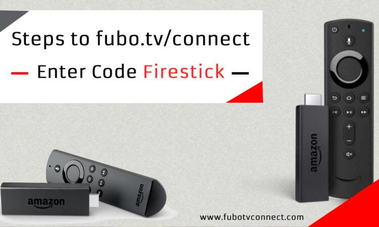 fubo.tv/connect enter code
